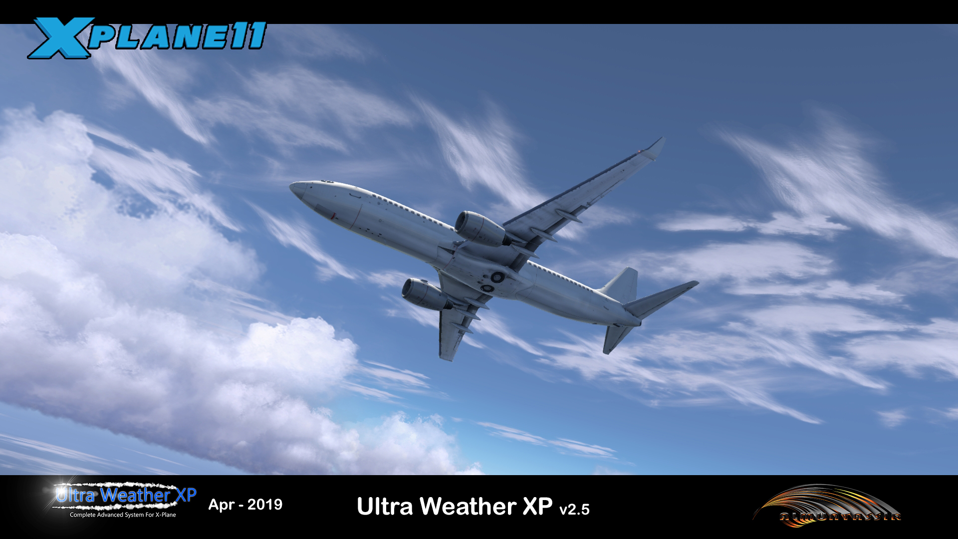 AL MUNTASSIR - ULTRA WEATHER X-PLANE 11