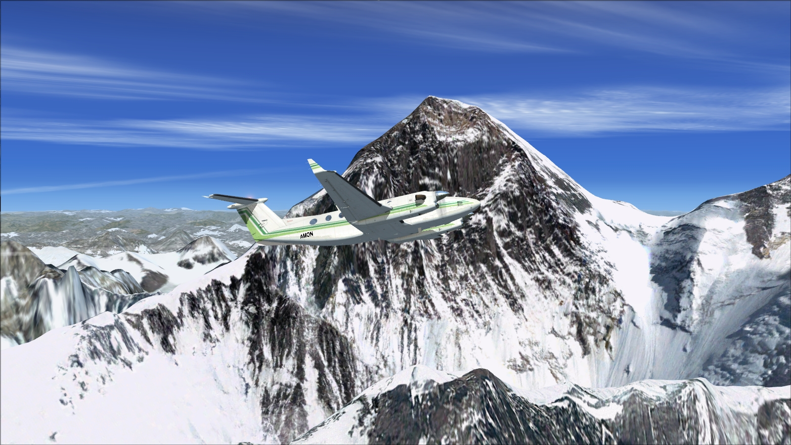 MARA MISSIONS - FLIGHTS TO THE EXTREMES
