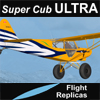 FLIGHT REPLICAS - SUPER CUB ULTRA