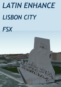 LATIN ENHANCE- LISBON CITY FOR FSX