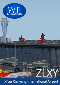 WF SCENERY STUDIO - XI'AN XIANYANG INTERNATIONAL AIRPORT ZLXY FSX P3D3
