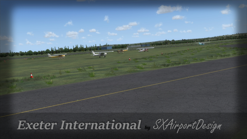 SXAIRPORTDESIGN - EXETER INTERNATIONAL AIRPORT FSX