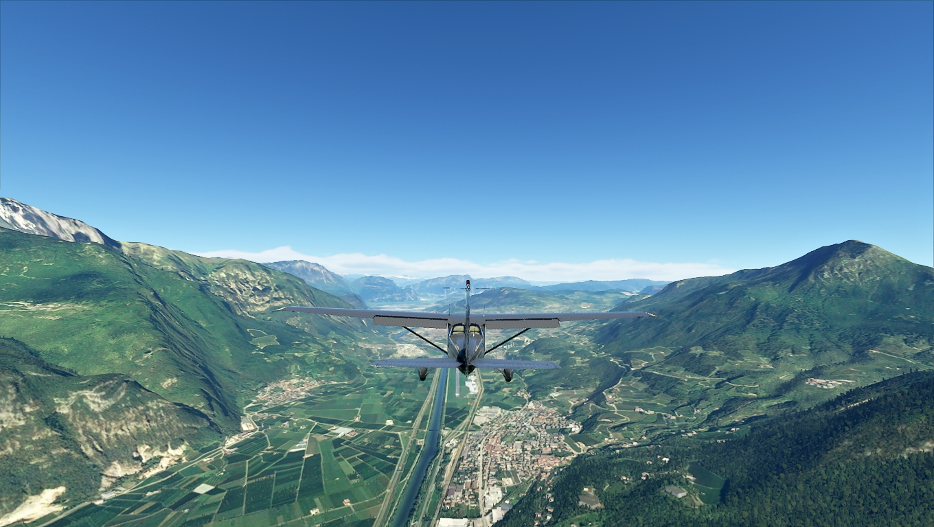 PERFECT FLIGHT - FS APPROACHES – ITALY MSFS