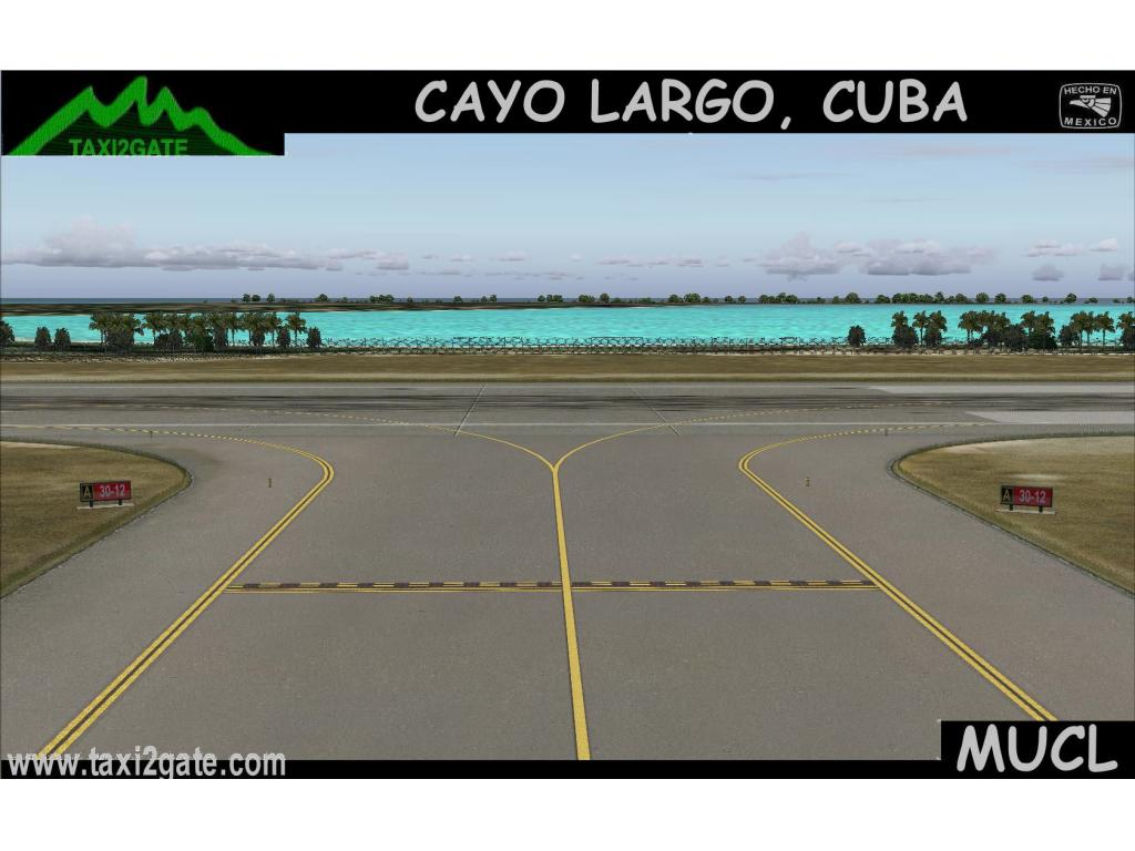 TAXI2GATE - CAYO MUCL FS2004
