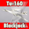 VIRTAVIA - TU-160 BLACKJACK