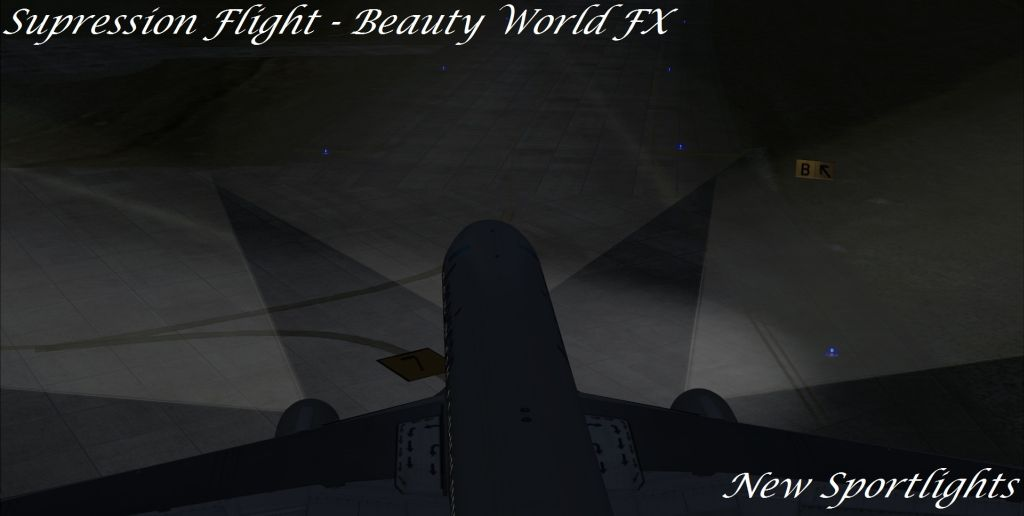 SUPRESSION FLIGHT - BEAUTY WORLD FX