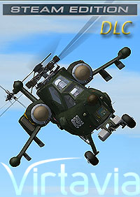 VIRTAVIA - MIL MI-28 'HAVOC' FSX STEAM EDITION DLC