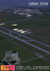 DMD DEVELOPERS - KRASNODAR (PASHKOVSKY) AIRPORT FSX P3D