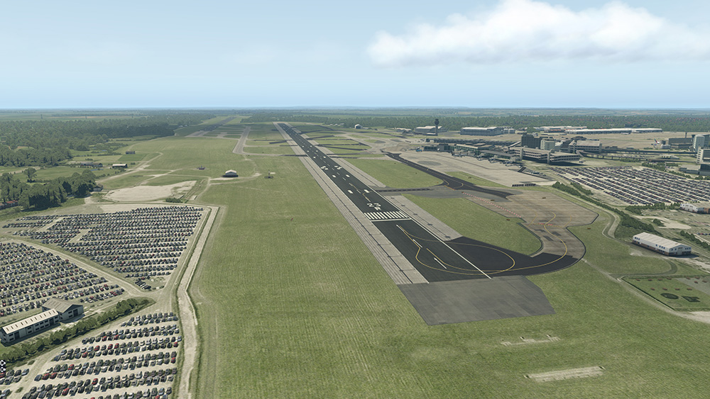 XPLANE 11 + AEROSOFT AIRPORT PACK BOX