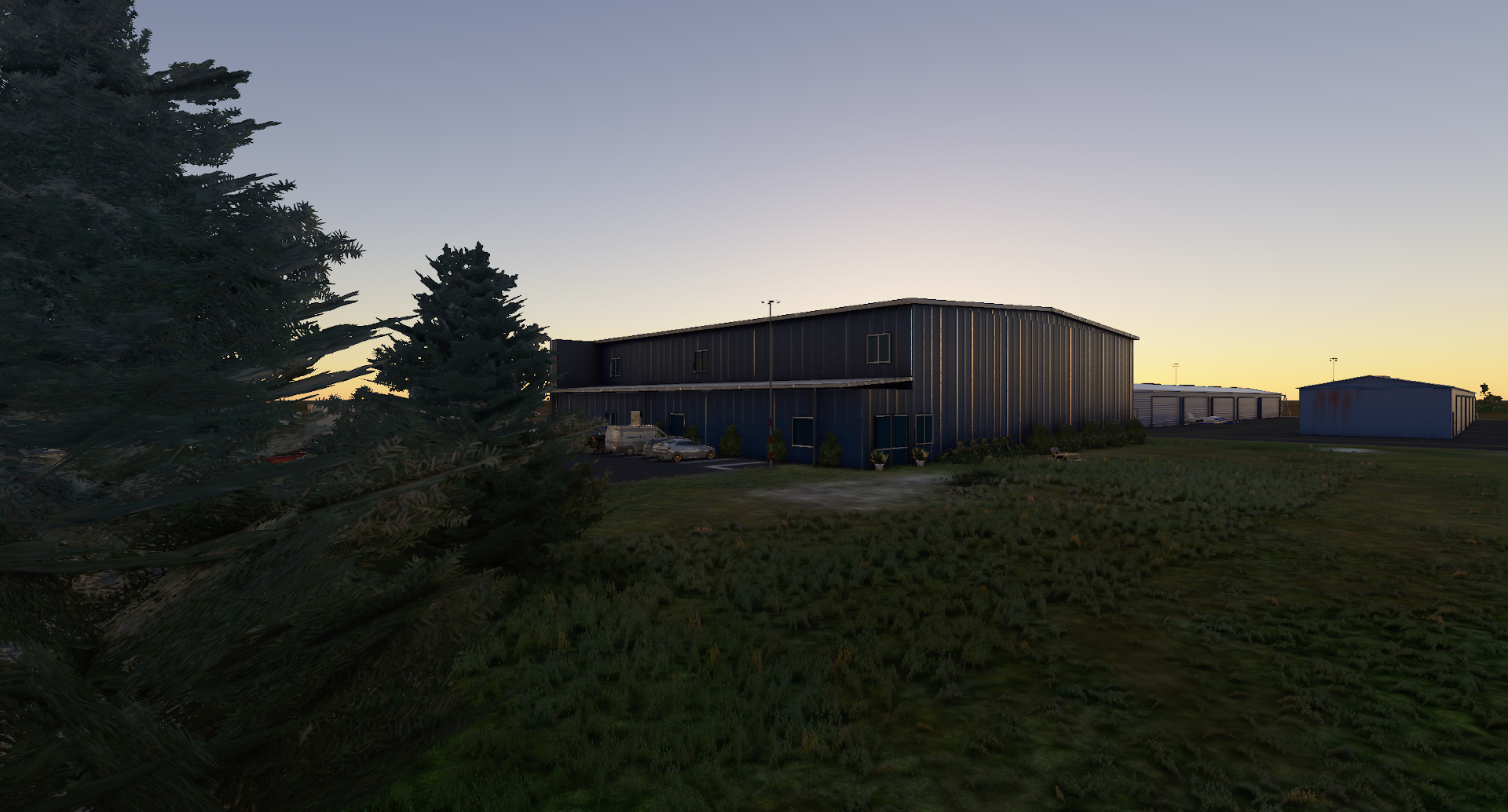 YD DESIGN - BAY CITY-KBYY-MSFS2020