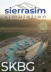 SIERRASIM SIMULATION - SKBG PALONEGRO INTERNATIONAL AIRPORT MSFS