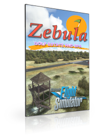 NMG SIMULATIONS - ZEBULA GOLF ESTATE AND SPA V1.2 MSFS