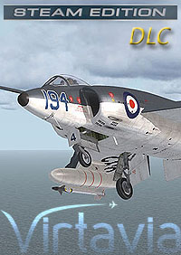 VIRTAVIA - SUPERMARINE SCIMITAR - FSX STEAM EDITION DLC