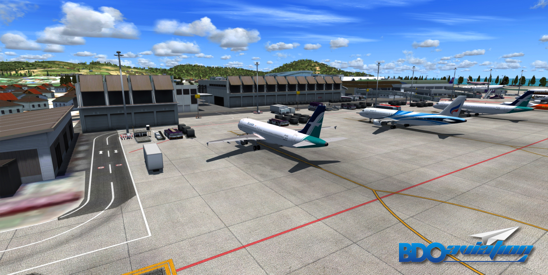 BDOAVIATION - PHUKET INTERNATIONAL AIRPORT FOR FSX & P3D