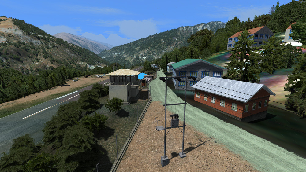 AEROSOFT - LUKLA - MOUNT EVEREST EXTREME FOR P3D V4