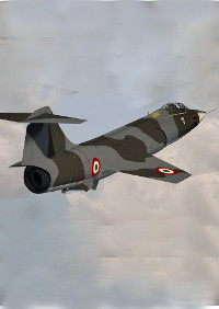 SIM SKUNK WORKS - LOCKHEED MARTIN/AERITALIA F-104 S FOR P3D V.5.X