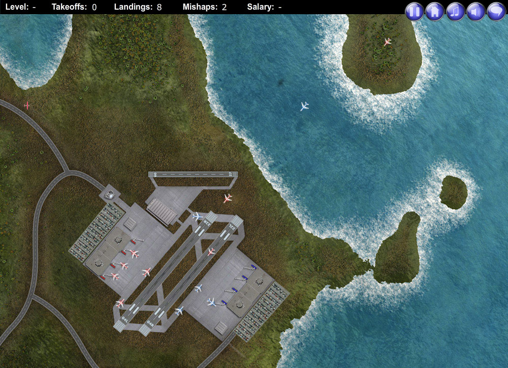BIG FAT SIMULATIONS - AIRPORT MADNESS 3