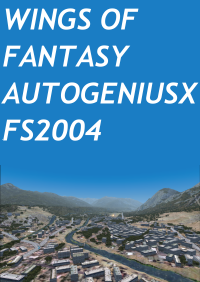 WINGS OF FANTASY - AUTOGENIUSX FS2004