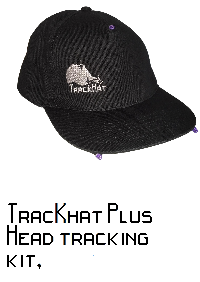 TRACKHAT PLUS HEAD TRACKING KIT