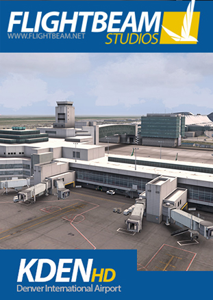 FLIGHTBEAM STUDIOS - KDEN DENVER INTERNATIONAL AIRPORT FSX P3D