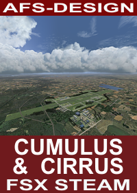 AFS-DESIGN - CUMULUS & CIRRUS V2 FOR FSX-STEAM