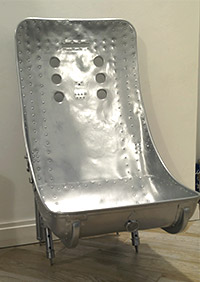 REAL DYNAMICS SIMULATION - VINTAGE REAL SEAT