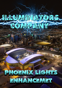 ILLUMINATORS - PHOENIX (USA) NIGHT LIGHT ENHANCED MSFS