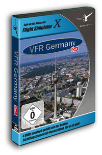 AEROSOFT - VFR GERMANY 4- OST (DOWNLOAD)