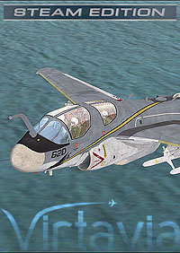 VIRTAVIA - EA-6B PROWLER FSX STEAM EDITION