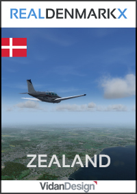VIDAN DESIGN - REAL DENMARK X - ZEALAND FSX P3D
