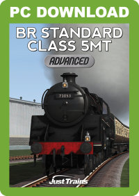 JUSTTRAINS - BR 7MT ADVANCED
