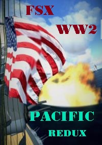 RDJ SIMULATION - WW2 PACIFIC FSX REDUX