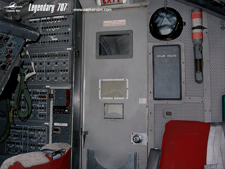 CAPTAIN SIM - LEGENDARY 707