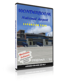 NMG SIMULATIONS - WONDERBOOM AIRPORT P3D4