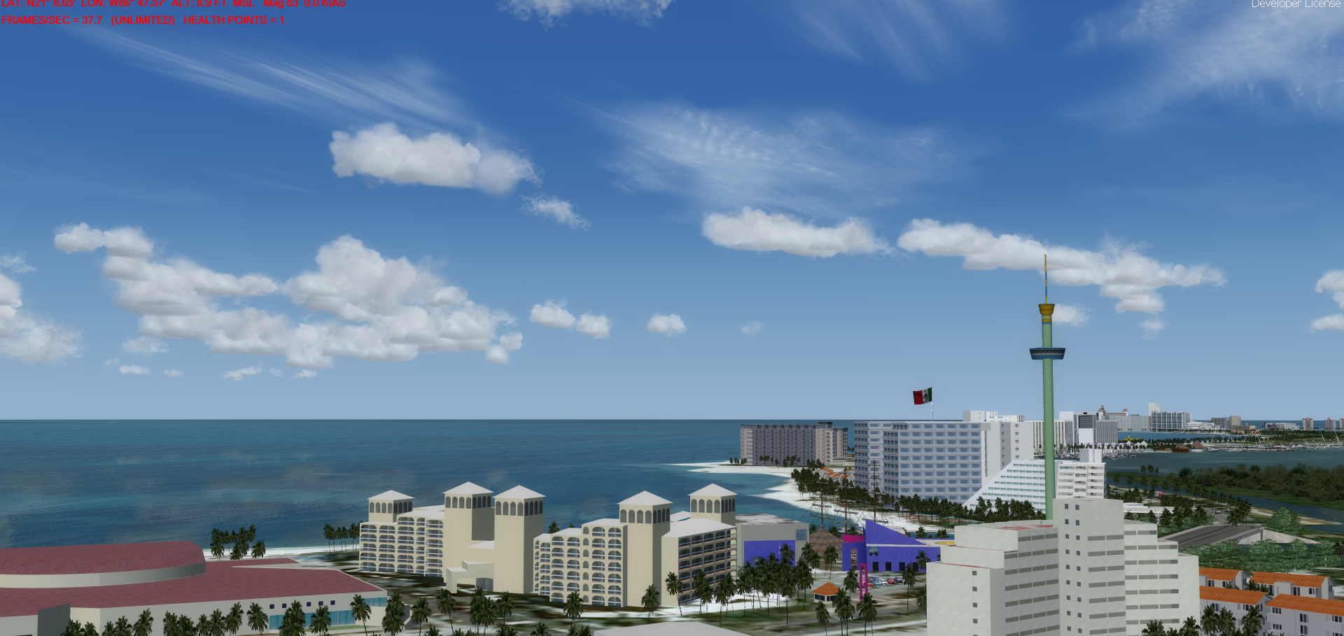 KINGS SCENERIES - CANCUN RIVIERA MAYA AND CHICHEN-ITZA 2.0 P3D4