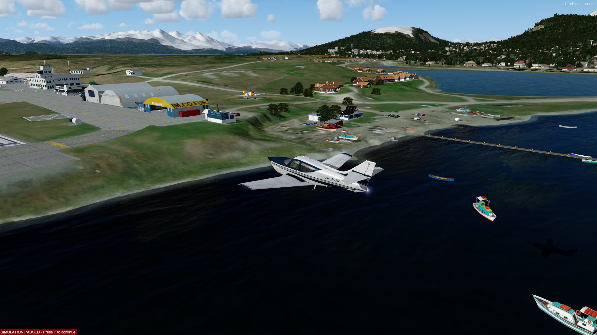 MOCTHOR - NEW USHUAIA 2020 P3D4-5