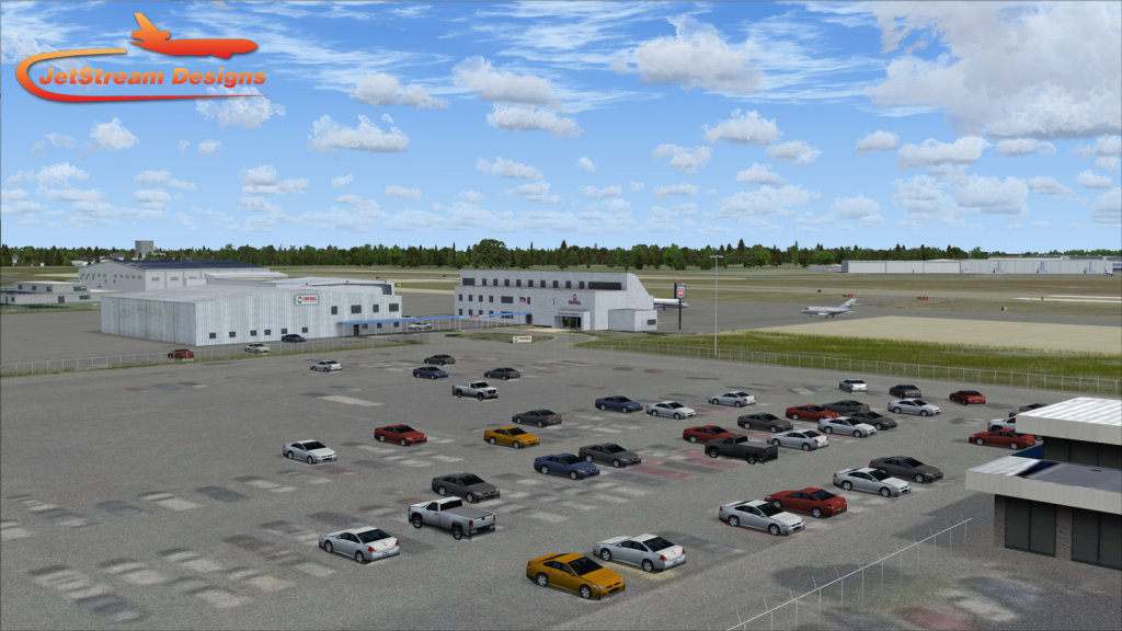 JETSTREAM DESIGNS - LITTLE ROCK NATIONAL AIRPORT 2014 FSX P3D
