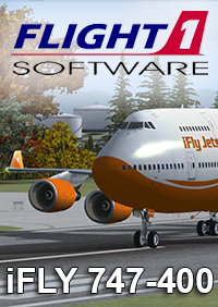 FLIGHT 1 - IFLY JETS: THE 747-400 FSX FSXSE