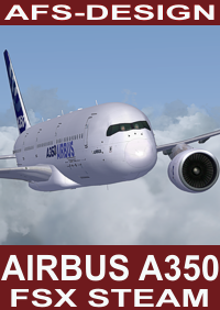 AFS-DESIGN - AIRBUS A350 FAMILY V2 FSX STEAM