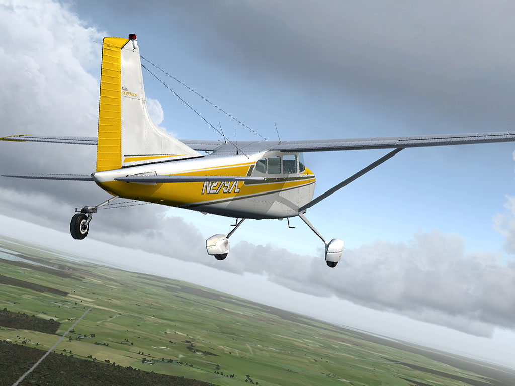 CARENADO - C185F SKYWAGON FSX P3D