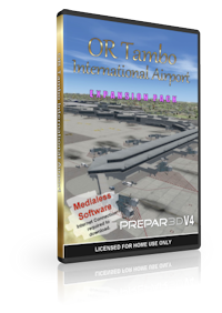 NMG SIMULATIONS - OR TAMBO JOHANNESBURG INTERNATIONAL AIRPORT V5.2 P3D4