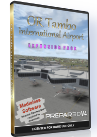NMG - OR TAMBO JOHANNESBURG INTERNATIONAL AIRPORT V5 P3D4