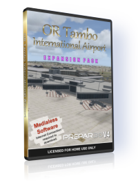 NMG SIMULATIONS - OR TAMBO JOHANNESBURG INTERNATIONAL AIRPORT V5 P3D4