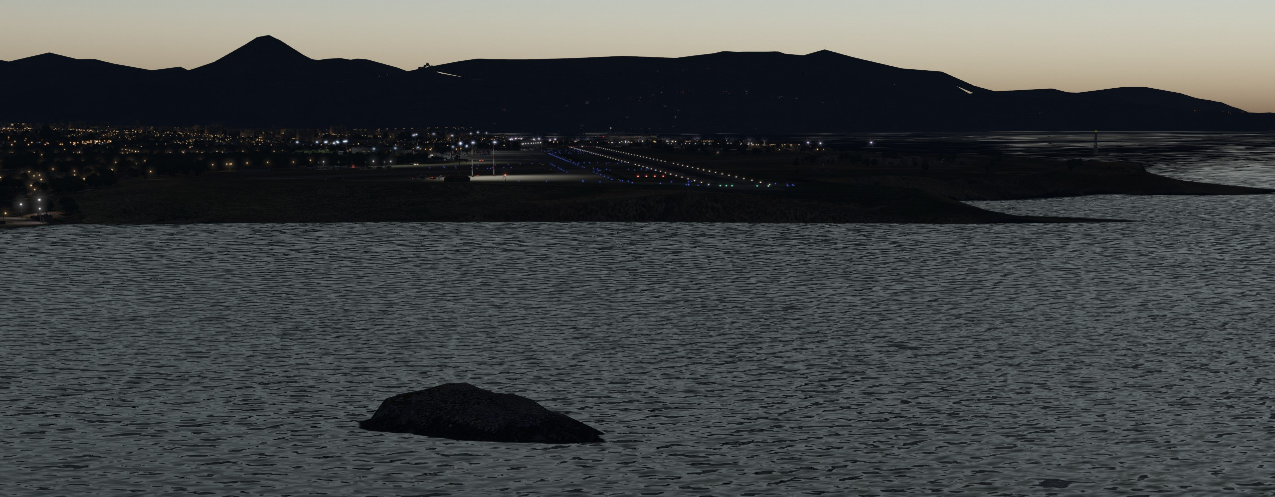 JUSTSIM - HERAKLION INTERNATIONAL AIRPORT X-PLANE 11