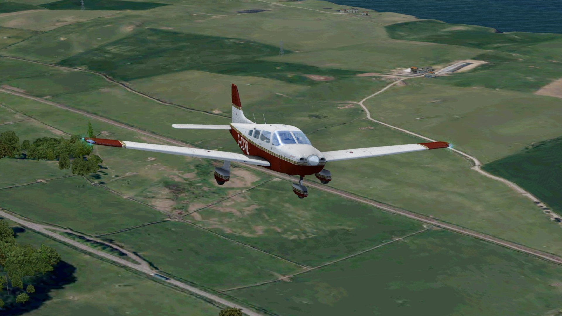 JUSTFLIGHT - VFR REAL SCENERY NEXGEN 3D VOL 3 NORTHERN ENGLAND FSX P3D