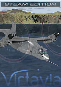 VIRTAVIA - MV-22 OSPREY FOR FSX-SE
