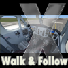 DBS STUDIO - WALK AND FOLLOW FSX