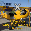 TURBINE SOUND STUDIOS - PIPER CUB CONTINENTAL 65 SOUNDPACK FSX