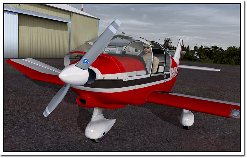 AEROSOFT - ROBIN DR400 X (DOWNLOAD)