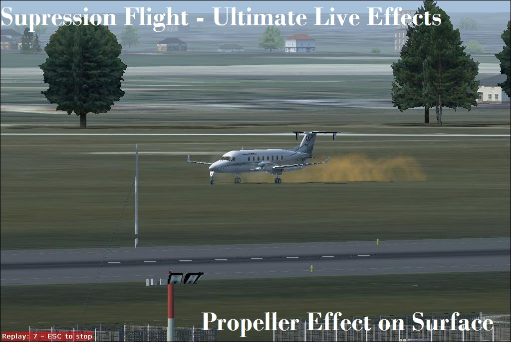 SUPRESSION FLIGHT - ULTIMATE LIVE EFFECTS